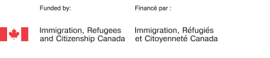 Logo of Immigration, Refugees and Citizenship Canada